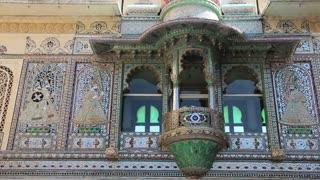 Udaipur Palace Mosaics