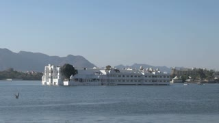 Udaipur Palace View From Lake