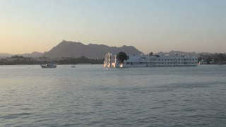 Udaipur Palace view from Shore 3
