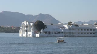 Udaipur Palace view from Shore 4