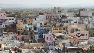 Udaipur Rooftop City View 3