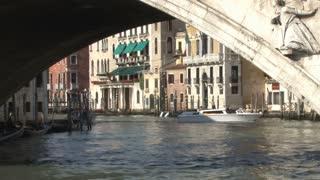 Under a Venetian Bridge 3