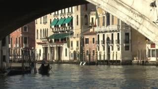 Under a Venetian Bridge 4