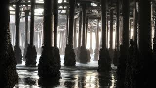 Under Santa Monica Pier 2