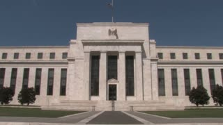 United States Federal Reserve Building