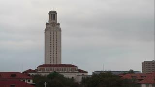 UT Austin Overcast Timelapse