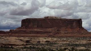 Utah Mesa Pan Buttes