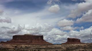 Utah Sandstone Buttes