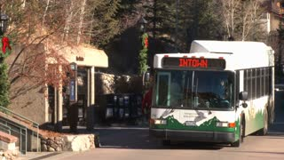 Vail Bus Stop