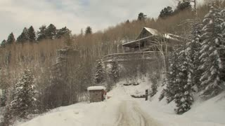 Vail Colorado Snow 1