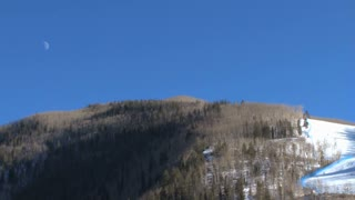 Vail Snowy Mountain