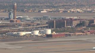 Vegas Airport Runway