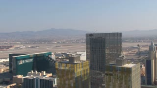 Vegas City And Airport