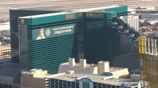Vegas Daytime MGM Grand Casino