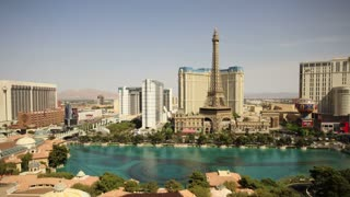 Vegas Eiffel Tower Timelapse