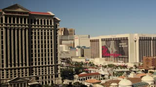 Vegas Hotels and Casino Timelapse