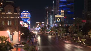 Vegas Neon Lights Timelapse