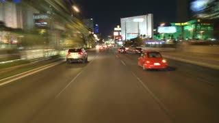 Vegas Night Drive