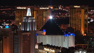 Vegas Nightlife Zoom Out