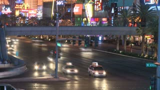 Vegas Overpass Timelapse