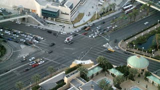 Vegas Road Intersection
