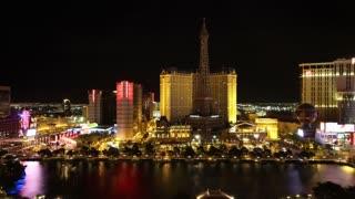 Vegas Timelapse Sunrise