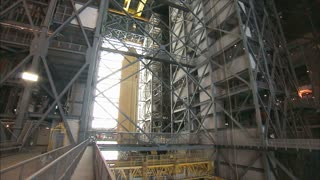 Vehicle Assembly Building at NASA