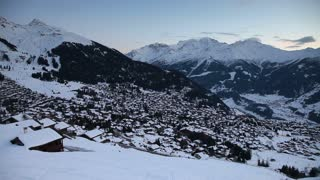 Verbier, Valais, Four Valleys region, Bernese Alps, Switzerland