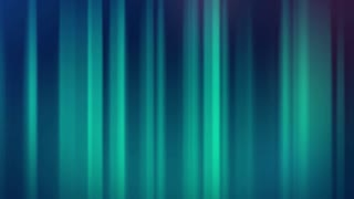 Vertical Blue and Green Lines