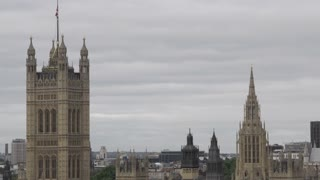 Victoria Tower at Palace of Westminster