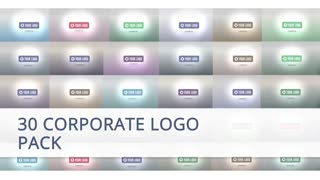 30 Corporate Logo Animations