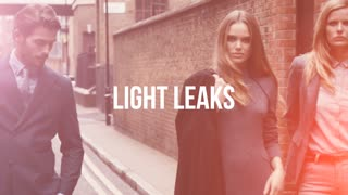 80 Light Leaks & Transitions Pack