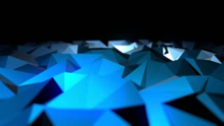 Abstract Corporate Polygon Background