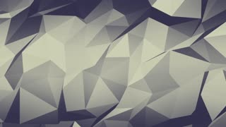 Abstract Polygon Gray Background 3 Mov