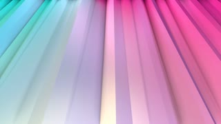 Abstract simple blue pink low poly 3D curtains as interesting backdrop. Soft low poly motion background of shifting pure blue pink polygons. 4K Fullhd seamless loop background