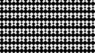 Black and White Abstract Pattern Loop Background