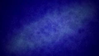 Blue colored animated motion background loop