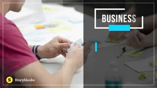 Business Info Slideshow