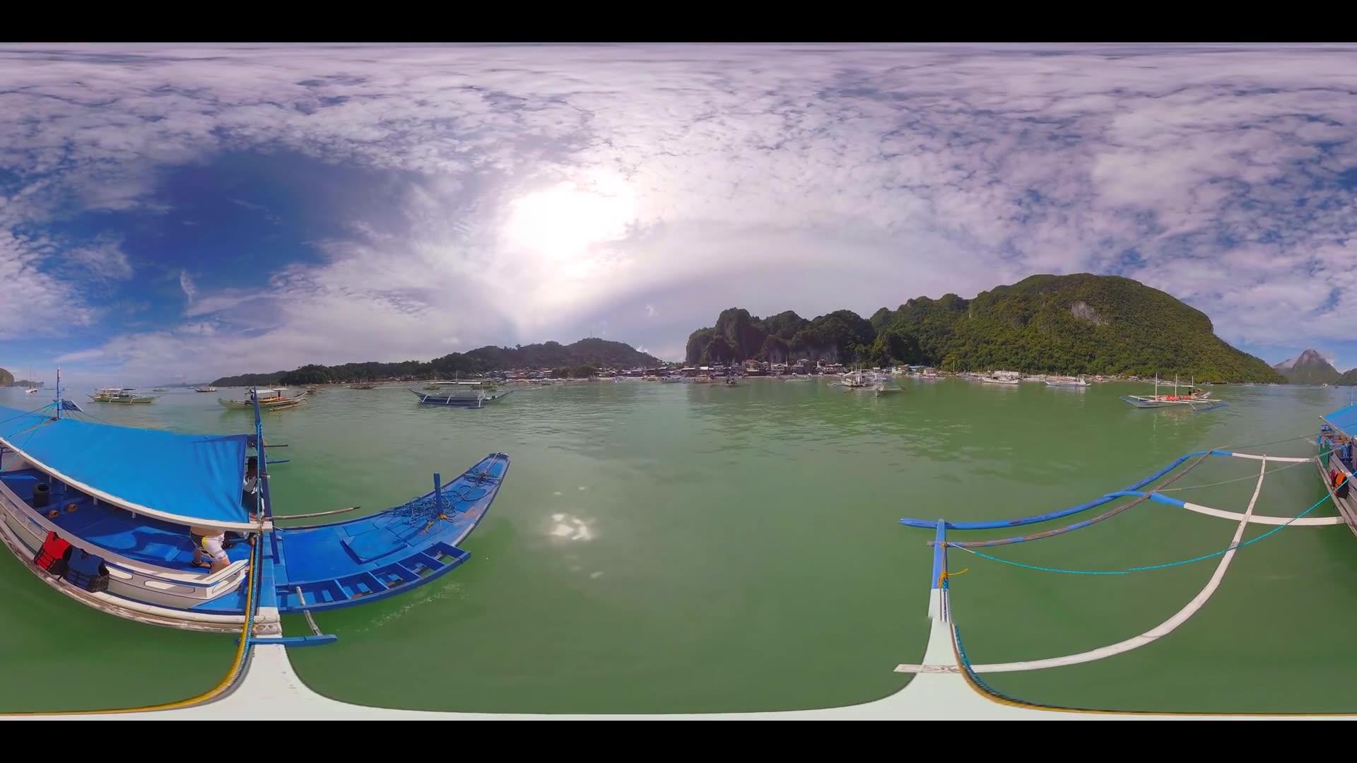 El Nido Island Hopping 360 VR - Multi-shot