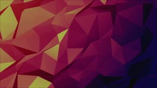 Elegant Abstract Polygon Background