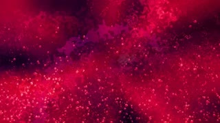 Energy spheres distortion abstraction looping CG animated background color two