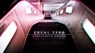 Focal Typo Promo