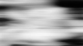 Glitch feedback black and white overlay or luma matte looping element or animated background