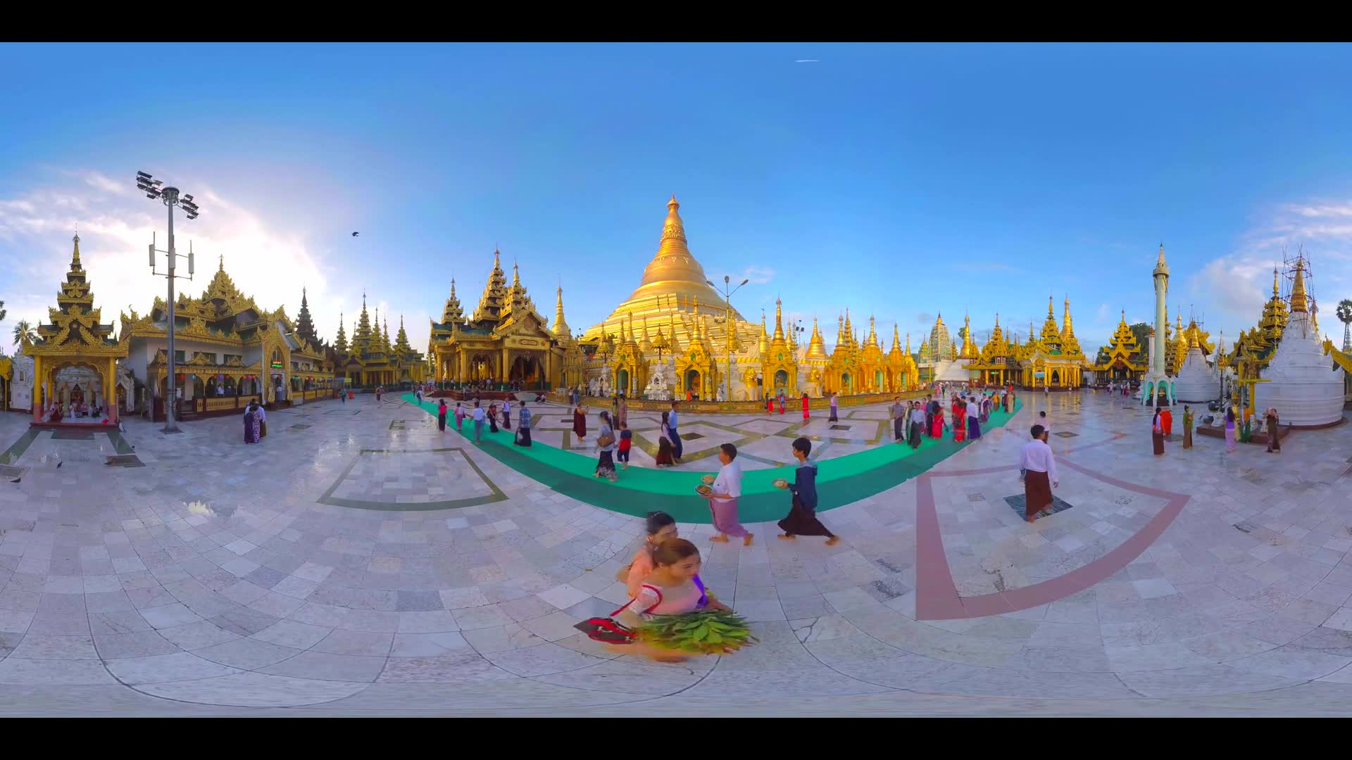 Great Dagon Pagoda 360 VR