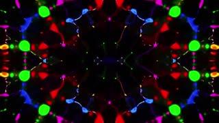 Laser Dance Vj Loop
