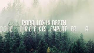 Lines Parallax Slideshow