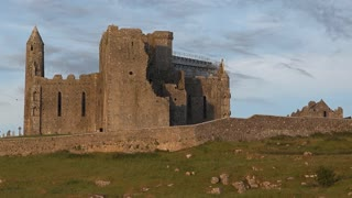 Most buildings on the Rock of Cashel date from the 12th and 13th centuries and are currently under restoration.