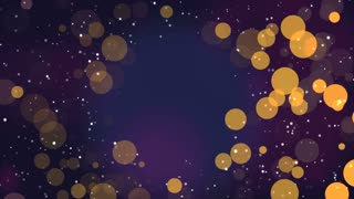 Pink And Gold Sparkle Background 4K Hd