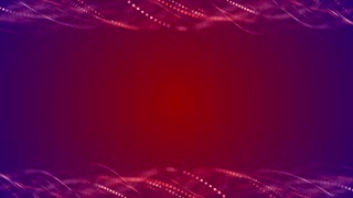 Abstract animated background with bright spirals