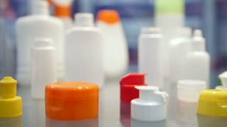 Production of plastic's industrial - plastic bottles, containers, receptacle